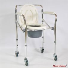 Стул-кресло с санитарным оснащением FS696
