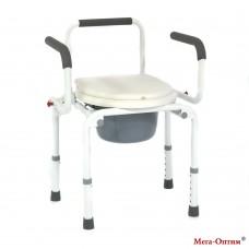 Стул-кресло с санитарным оснащением FS813