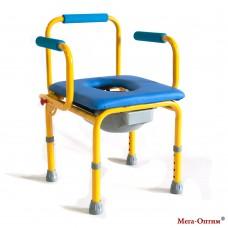 Стул-кресло с санитарным оснащением FS813 (РАЗМЕР S)