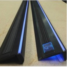Алюминиевый профиль для подсветки ступеней