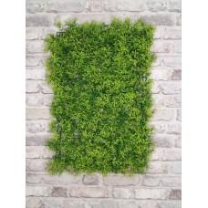 """Искусственная трава в модулях Дизайн №0-13 """"Альтернантера зеленая"""""""