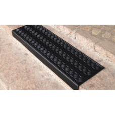 Резиновая накладка проступь Елочка 300 мм Х 900 мм