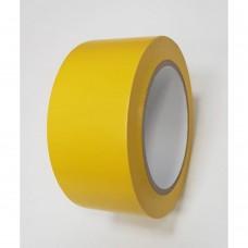 Контрастная лента для разметки 50мм х 33м, желтая