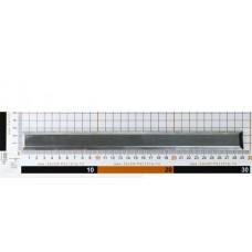Тактильный индикатор гладкий ПТ25 (без штифта)
