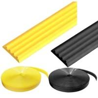 Резиновая противоскользящая лента 50 мм (без клеевого слоя)