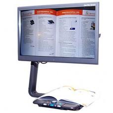 """Видеоувеличитель Optelec ClearView Speech (HD) c монитором 24"""""""
