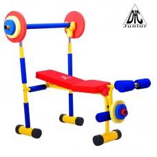 Детский тренажер DFC VT-2400 скамья для жима