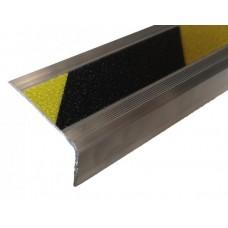 Алюминиевый угол 46Х25 мм (под ленту 25 мм)