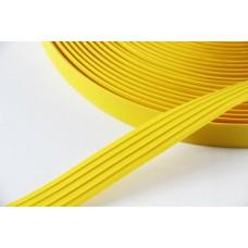 Тактильная направляющая лента 29 мм, желтая