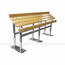 Скамья для детей с нарушениями ОПД, 1200х600х330 мм