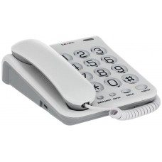 Телефон проводной для слабовидящих teXet TX-262