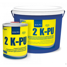 Клей Kiilto 2K-PU для напольных покрытий (2,8 кг)