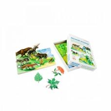Игра для детей с нарушением зрения «Лесной уголок»