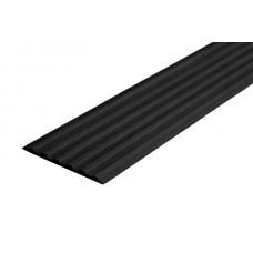 Тактильная самоклеющаяся лента 50 мм, черная