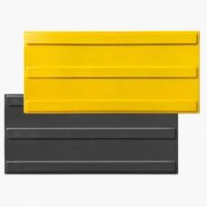 Тактильная плитка ПВХ (полоса, 300х138 мм)